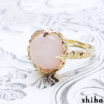 Melty ring<Morganite>