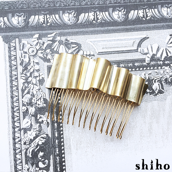 hair comb-gather-